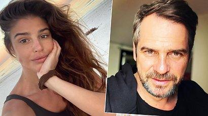 """Anna Markowska spotyka się ze starszym o 21 lat Pawłem Delągiem. """"Mógłby być Twoim ojcem"""" - piszą fani"""