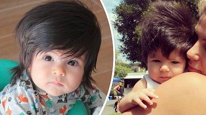 Urodziła się z imponującą fryzurą! Mała Roszpunka ma dziś 5 lat i podbija świat. Oto Arya Bilgin!