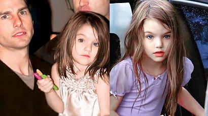 Córka Toma Cruise korzysta z wakacji. Jak dziś wygląda nastoletnia Suri?