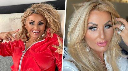 """Dagmara Kaźmierska z """"Królowych życia"""" w długich, brązowych włosach! W tej fryzurze jest nie do poznania!"""