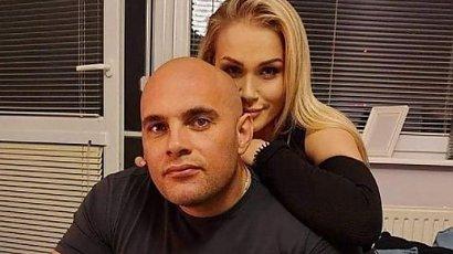 """Dominik Abou-Khadra dodał seksowne zdjęcie żony w bieliźnie. """"To jest niesmaczne"""" - piszą internauci"""
