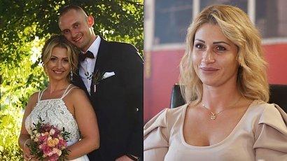 """Iza ze """"Ślubu od pierwszego wejrzenia"""" pokazała drugą sukienkę na wesele! Wyglądała jak grecka bogini!"""