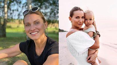 """Joanna Moro na zdjęciu z siostrą: """"O rany, jak bliźniaczki. Łatwo Was pomylić. Serio jest młodsza?"""" - pytają fani"""