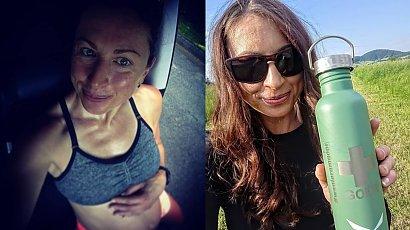 """Justyna Kowalczyk jest w 3 trymestrze ciąży, a wciąż jest bardzo aktywna: """"Zazdroszczę kondycji, ale czy to bezpieczne""""? - pytają fani"""