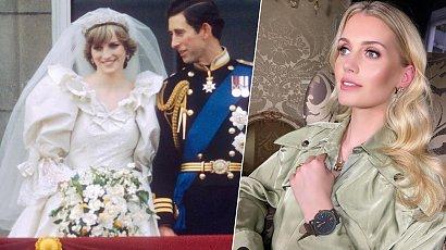 Bratanica księżnej Diany wyszła za mąż za starszego o 32 lata milionera. Miała aż pięć kreacji!
