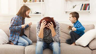 """""""Nie mogę już wytrzymać ze swoimi dziećmi! Niech te wakacje w końcu się skończą, bo zwariuję"""""""""""