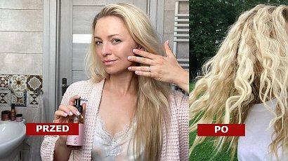 Barbara Kurdej-Szatan w kręconych włosach! W tej fryzurze wygląda jak Shakira!