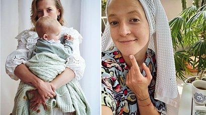 """Lara Gessler zorganizowała córce kąpielowe spa na tarasie: """"Mała jest zachwycona"""" - pisze. """"Bardzo pomysłowo"""" - oceniają fani"""