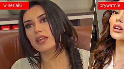 """Mehtap z serialu """"Więzień Miłości"""" - jak wygląda prywatnie Gözde Gürkan? Cóż za piękność!"""