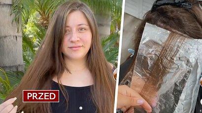 W salonie fryzjerskim spędziła 13 godzin i zapłaciła prawie 8 tys. zł! Warto było? Szokująca metamorfoza!