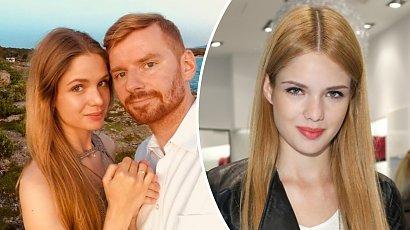 """Olga Kaczyńska z """"Top Model"""" wzięła ślub! Panna młoda olśniła fanów swoją kreacją. Jak pięknie!"""