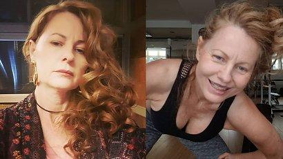 Ewa Skibińska chwali się efektami ćwiczeń. Aktorka ma świetną figurę!