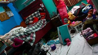 """""""Moja córka nie sprząta pokoju. Mam zamiar wszystkie jej rzeczy wyrzucić... Nie mam siły"""""""