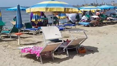 Awantura o leżaki na plaży, która zakończyła się tragicznie. Aż ciarki przechodzą po ciele!