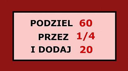 Ta zagadka matematyczna pokonała niejedną osobę! Sprawdź, czy potrafisz ją rozwiązać!