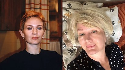 """Pamiętacie """"pierwszą"""" Alinkę z """"Miodowych lat""""? Co dziś robi Agnieszka Pilaszewska?"""