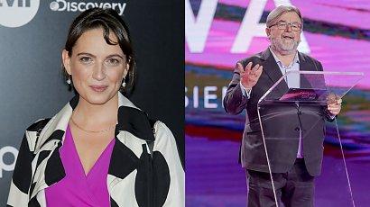 Anna Cieślak na ramówce TVN! Jak ci się podoba stylizacja świeżo upieczonej żony Edwarda Miszczaka?