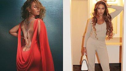Beyonce zadaje szyku w kolorowym garniturze. To będzie hit na jesień!