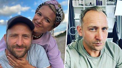 Borys Szyc i Justyna Szyc-Nagłowska świętują 8. rocznicę związku! Aktor pokazał czułe zdjęcie z ukochaną!