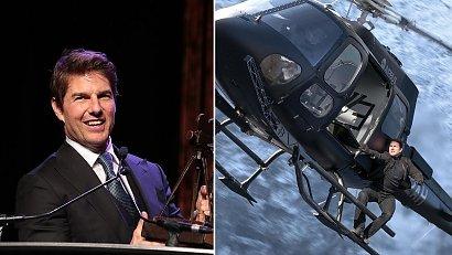 """Tom Cruise zaskoczył małżeństwo z Warwickshire. """"To było tak surrealistyczne doświadczenie..."""""""