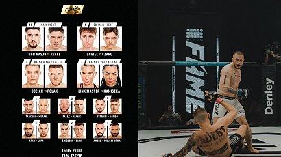 Fame MMA 11 - gdzie i kiedy? Gala zbliża się wielkimi krokami!