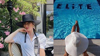 Fryzury idealne do letniego kapelusza? Zobacz w naszej galerii!