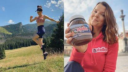 Joanna Jabłczyńska chciała zarobić, reklamując krem czekoladowy. Internauci nie zostawili na niej suchej nitki....