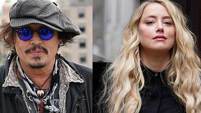 Johnny Depp wygrał sądową batalię z byłą żoną. Czy Amber Heard może mieć kłopoty?
