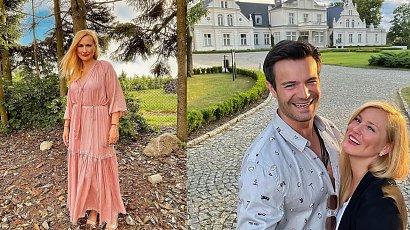 Sylwia Juszczak korzysta z końcówki wakacji. Dokąd wybrała się z rodziną?