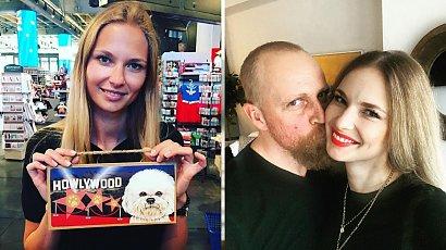 Żona Piotra Adamczyka zagra w Hollywood obok Brada Pitta!