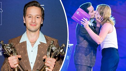 Fryderyki 2021: Krzysztof Zalewski pocałował Ralpha Kamińskiego! To, co powiedział potem, wywołało sensację!