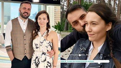 """Karol i Laura ze """"Ślubu od pierwszego wejrzenia"""" w pierwszym wywiadzie! Kto kogo poderwał i kiedy się pocałowali?"""