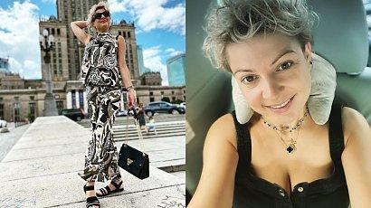 """Magda Narożna prezentuje zgrabne ciało w bikini: """"Ogień! I nawet ten mini brzuszek jest taki uroczy"""" - komentują fani"""