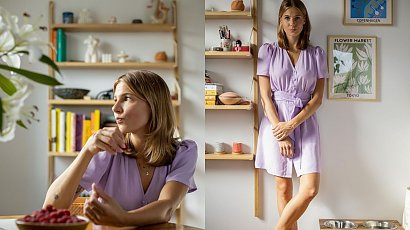 Marta Wierzbicka opowiedziała o swoim mieszkaniu. Jak mieszka aktorka?