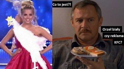 """Miss Polski w sukience z """"kurą"""" na Miss Supranational! Internauci tworzą memy!"""