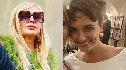 Monika Olejnik pokazała sukienkę na wesele Edwarda Miszczaka i Anny Cieślak! Dobrze jej w zieleni?