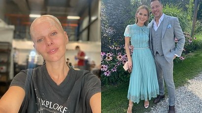 """Paulina Sykut - Jeżyna obchodzi 10 rocznicę ślubu. Pokazała zdjęcie w sukni ślubnej: """"Dość skromna jak na Ciebie"""" - ktoś napisał"""