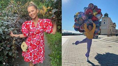 """Paulina Sykut - Jeżyna na ślubie Krzysztofa Ibisza. Miała lepszą stylówkę od Panny Młodej? """"Wyglądasz obłędnie, jak księżniczka"""" - piszą fani"""