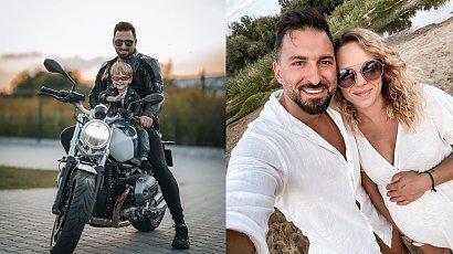 Rafał Maślak porównał zdjęcia córki i syna z tego samego czasu. Fani twierdzą, że wyglądają jak to samo dziecko. Urocze!