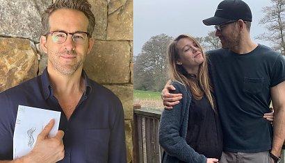 Ryan Reynolds walczy o dobre imię żony. Co przyznał aktor?