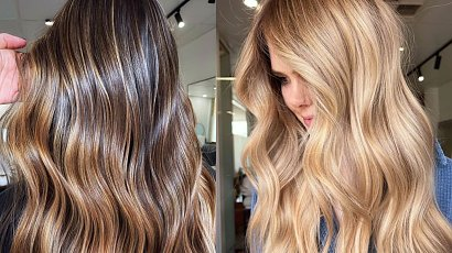 Ribbon blonde - koloryzacja, która skradła serca! Zobacz, jak się prezentuje!