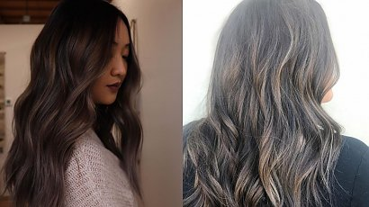 Smoky brunette - najmodniejsza koloryzacja dla brunetek!