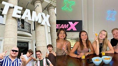 Ekipa pierwszy koncert ma za sobą, teraz pora na... TEAM X! Przyjaciele ruszają w trasę koncertową po Polsce!