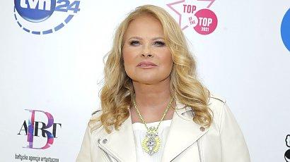 Urszula w platynowych blond włosach olśniła na Sopot Festival! Uwierzysz, że ma 61 lat?