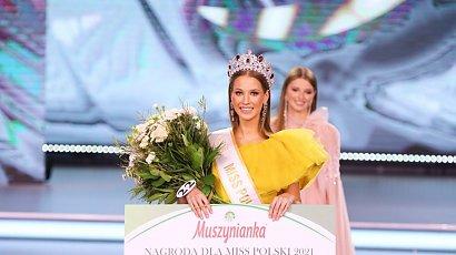 Wielki finał Miss Polski 2021. Kto został wybrany najpiękniejszą Polką?