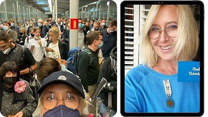 Agata Młynarska przeżyła SZOK na lotnisku! Internauci jednak nie podzielają jej zdania...