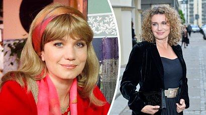 """Alutka z """"Rodziny zastępczej"""" nie do poznania! Joanna Trzepiecińska pokazała się w platynowym blondzie!"""