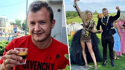 """Dawid Narożny pochwalił się rodzinnym zdjęciem! """"Ale słodziak Marcelek, a Asia ma piękne włosy"""" - piszą fani"""