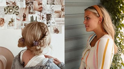 Jakie dodatki do włosów będą królowały tej jesieni? Koniecznie sprawdź w naszej galerii!
