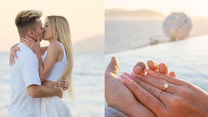 Ekipa: Ile kosztował pierścionek zaręczynowy Wersow? Niezła sumka!